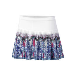Bedazzled Pleated Skirt