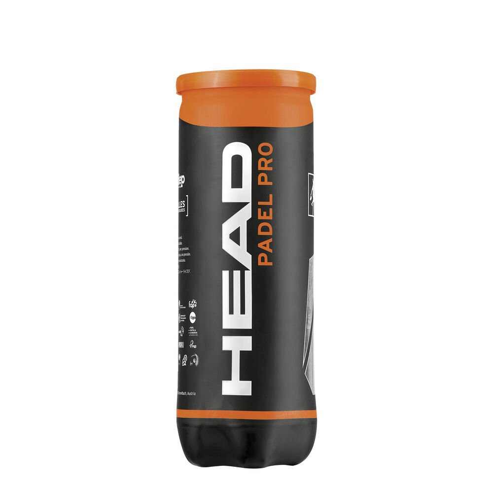 HEAD Padel Pro 3 Ball Tube