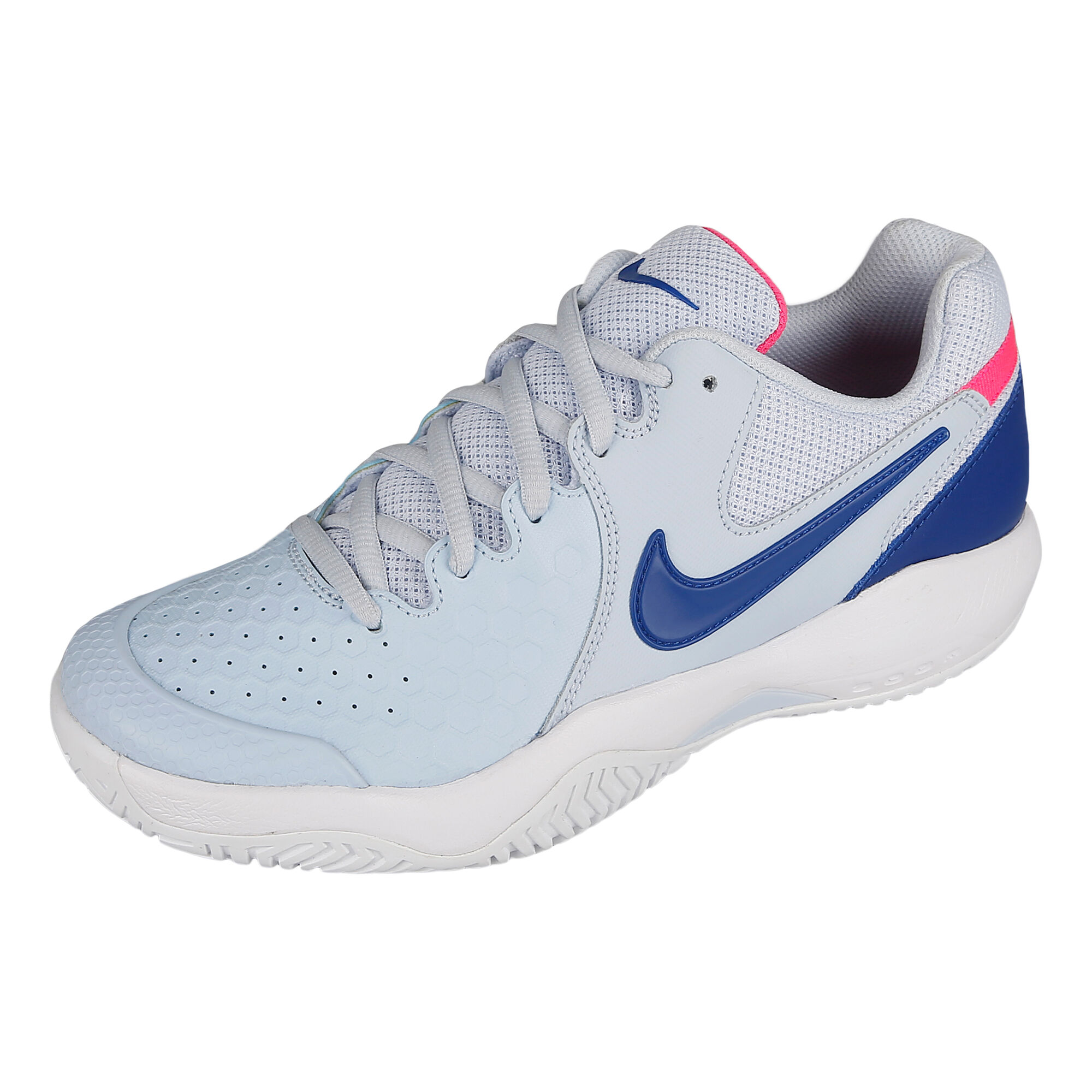 sufrir cangrejo título  buy Nike Air Zoom Resistance All Court Shoe Women - Light Blue, Blue online  | Tennis-Point