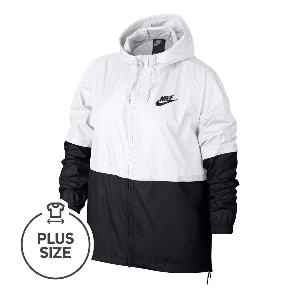 Nike Sportswear Woven Plus Size Training Jacket Women