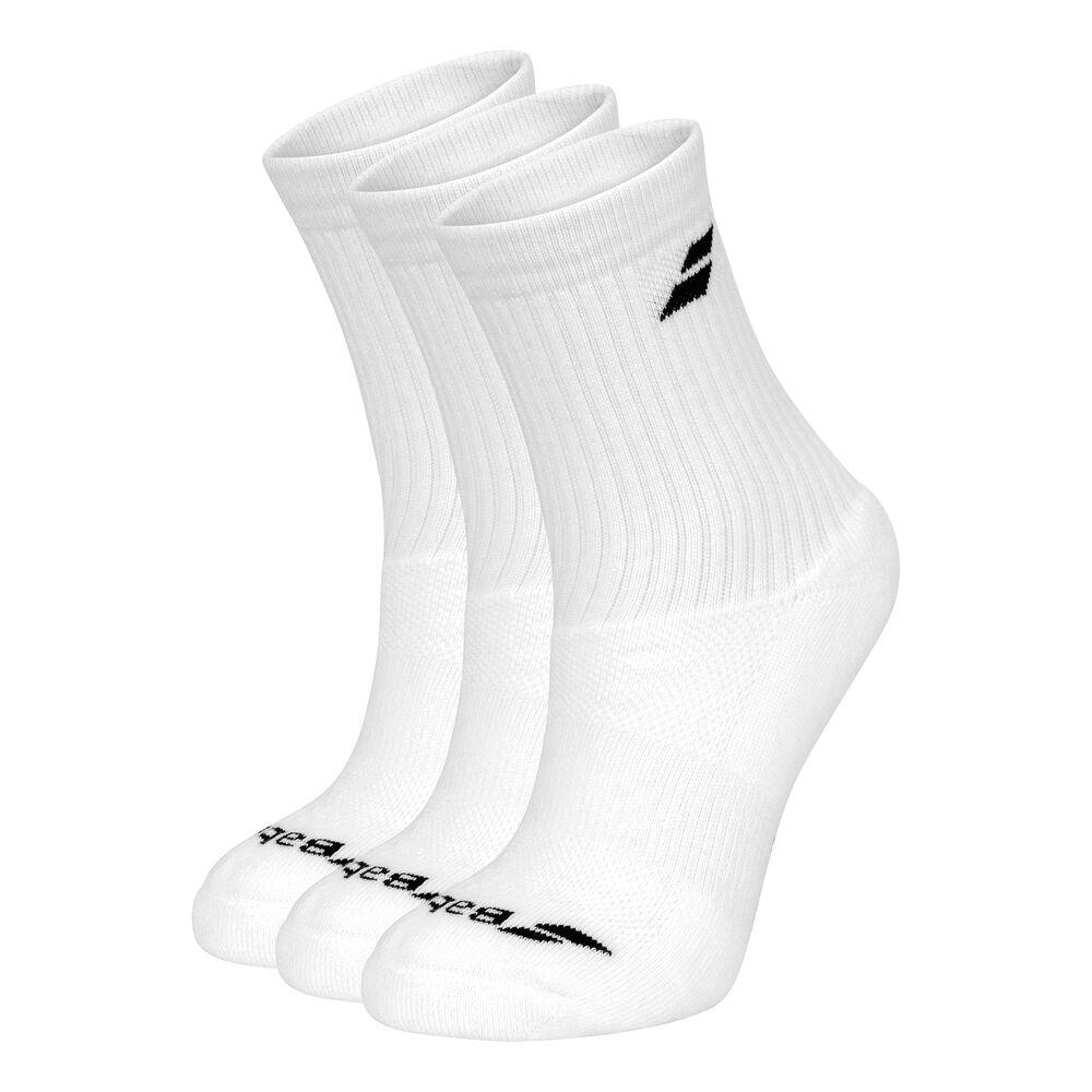Babolat Tennis Socks 3 Pack