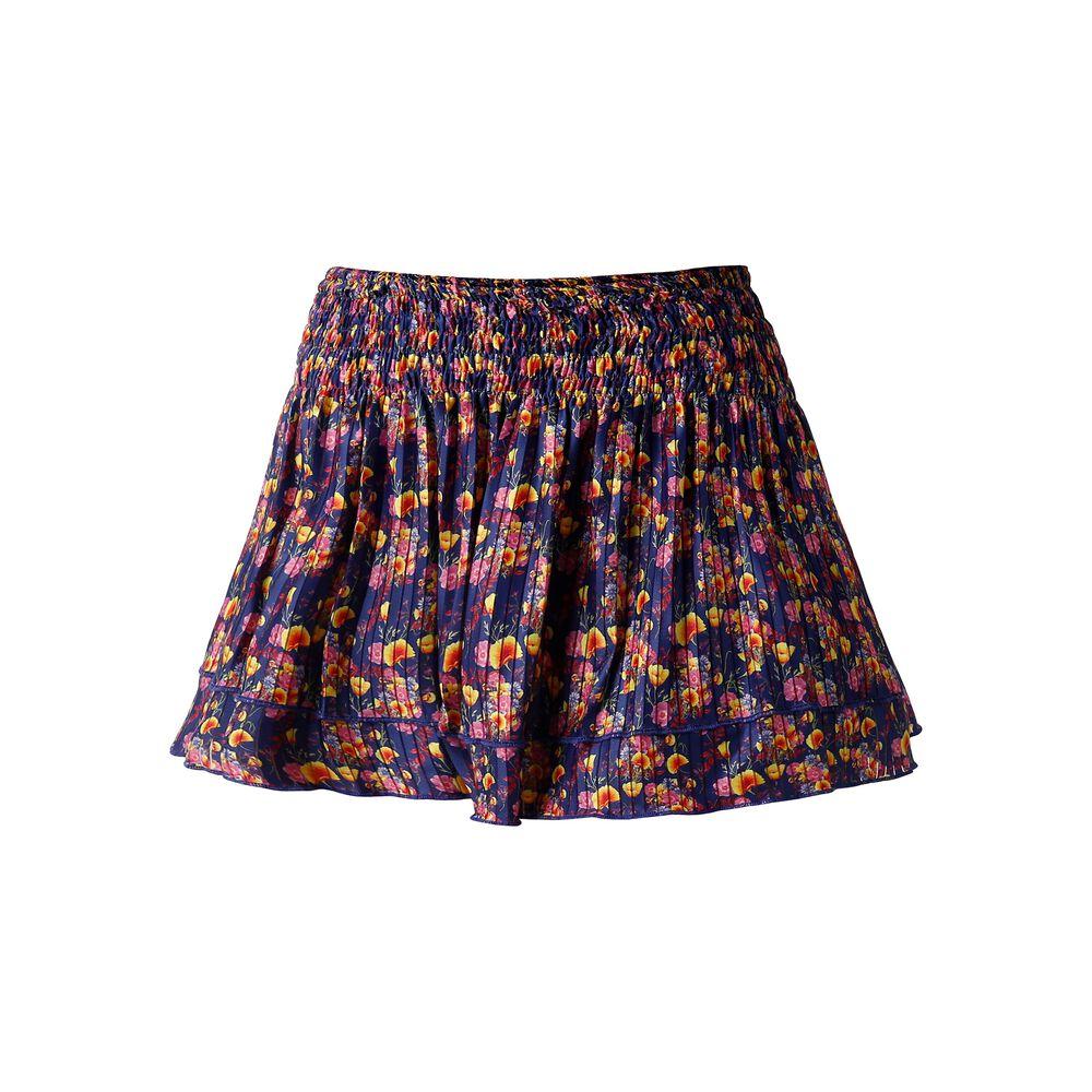 Lucky in Love Wild Flower Smocked Skirt Women