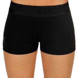 AlphaSkin Sport 3in Short Tight Women