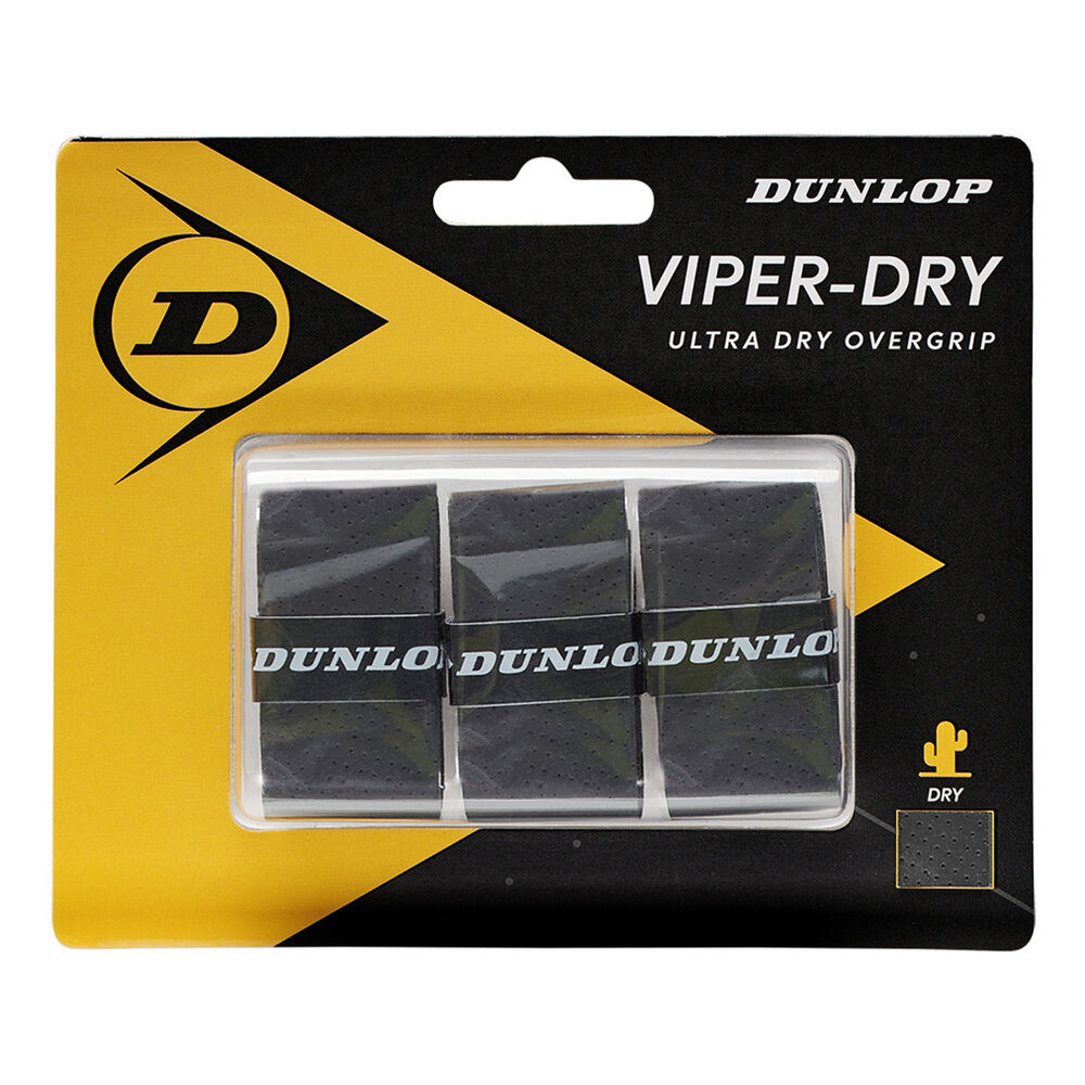 Dunlop Viperdry 3 Pack