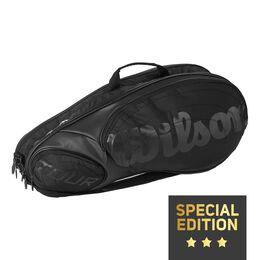 Tour 6er Racket Bag Black/Black (Special Edition)