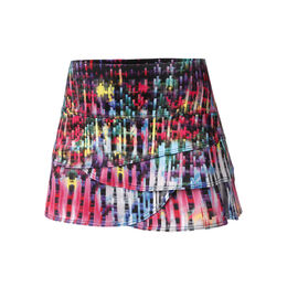 Splatter Up Scallop Skirt Women