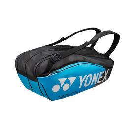 Racketbag 6er blue/black