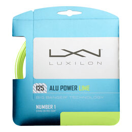 Alu Power 12,2m lime