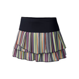 Pleat Tier Skirt