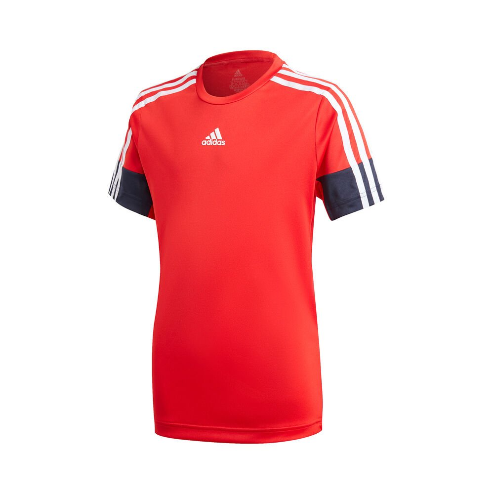 adidas AeroReady 3-Stripes T-Shirt Boys