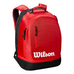 Team Backpack red/black