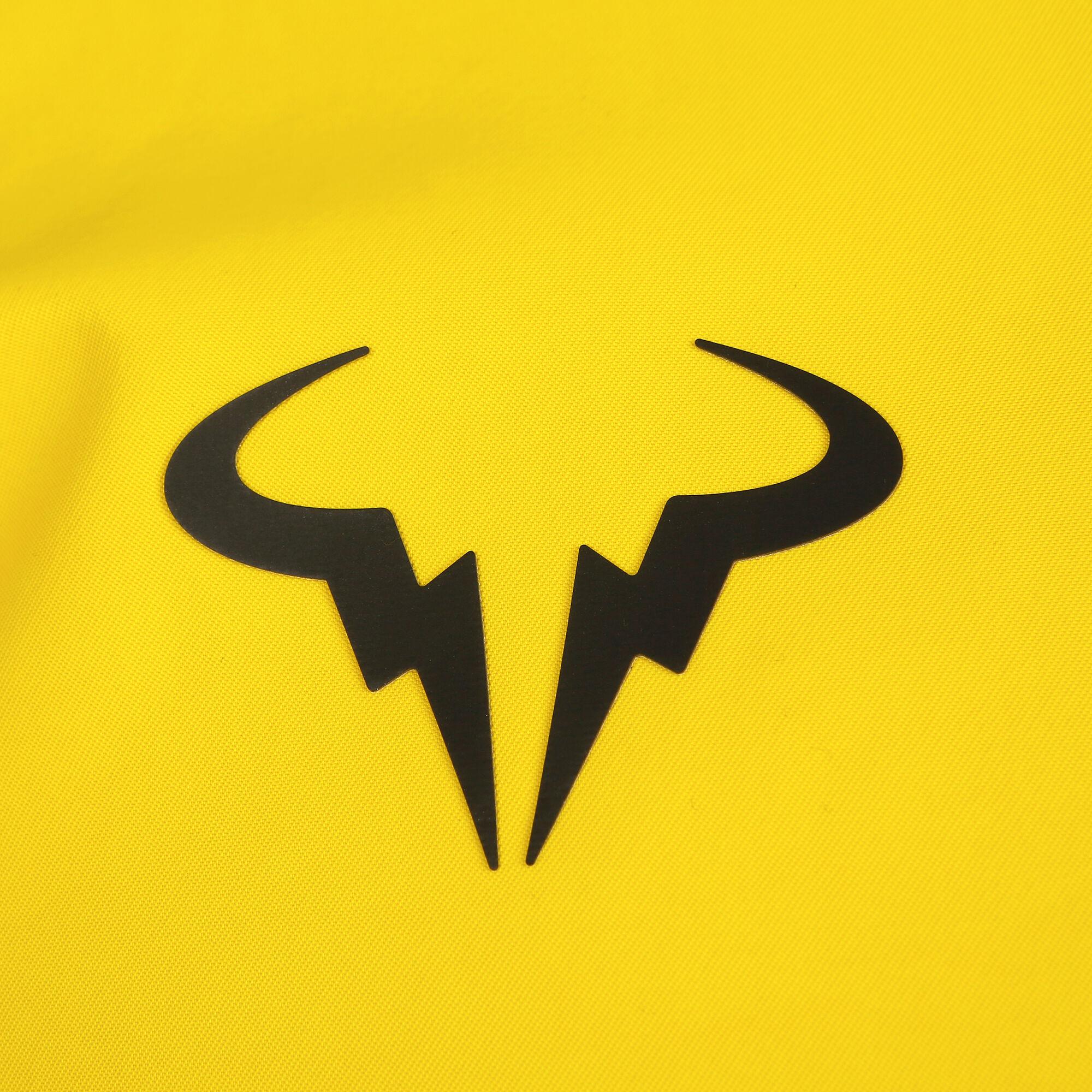 Buy Nike Court Rafael Nadal Training Jacket Men Yellow Black Online Tennis Point