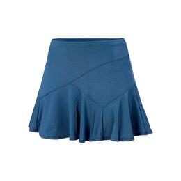 Long Flounce Skirt Women